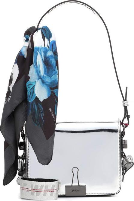 Off White Binder Clip shoulder bag