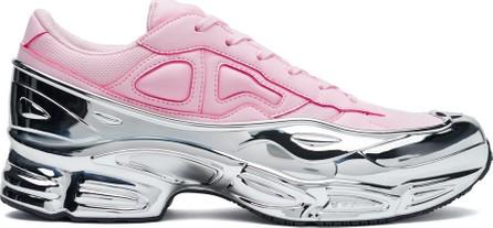 Adidas adidas x Raf Simons pink and silver Ozweego