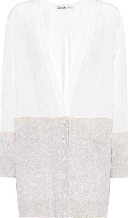 Agnona Silk cardigan
