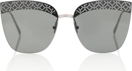 Alaïa Embellished cat-eye sunglasses