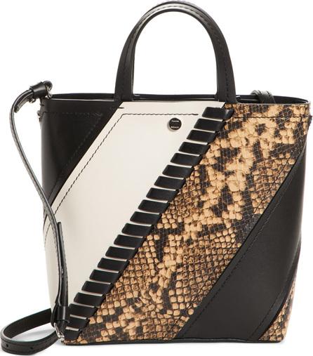 Proenza Schouler Small Hex Colorblock Bucket Bag