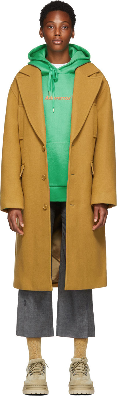 ADER error Brown Basic Single Coat