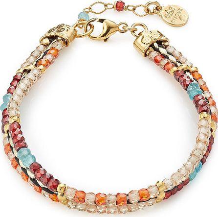 GAS Bijoux Cielo Serti Triple Bracelet