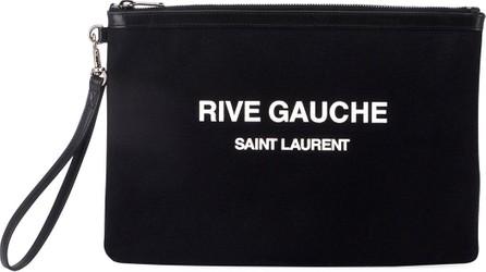 Saint Laurent Rive Gauche Pouch Bag
