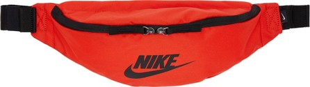 Nike Red Heritage Fanny Pack