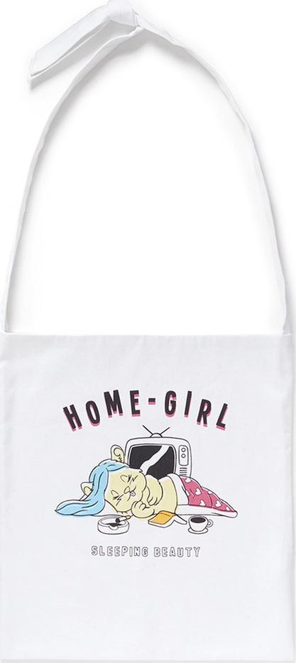 Ground-Zero Home Girl' shopping tote