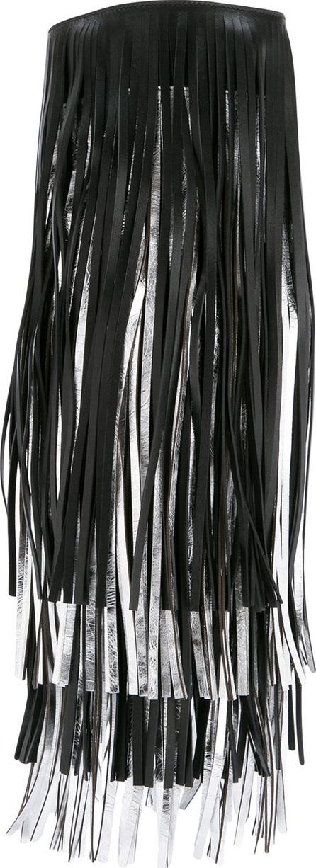 Calvin Klein 205W39NYC Tassel shoulder bag