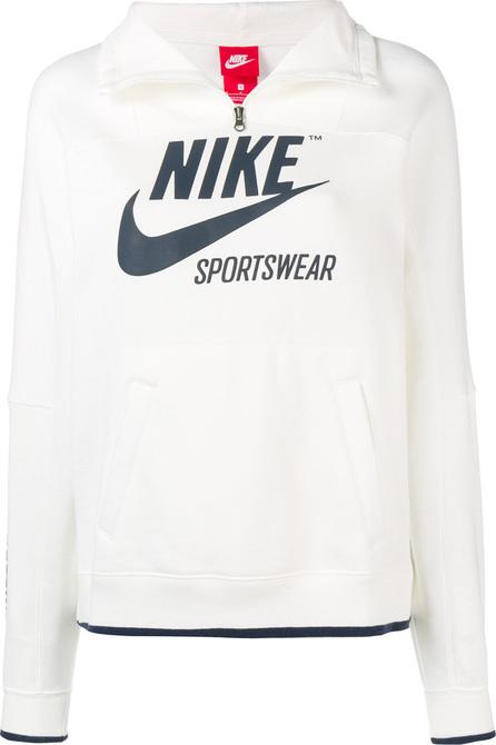 Nike Sportswear Archive half zip pullover