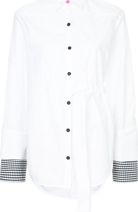 Eudon Choi Vichy cuff shirt