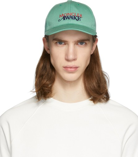 Moncler Genius Green 'Awake' Berretto Cap