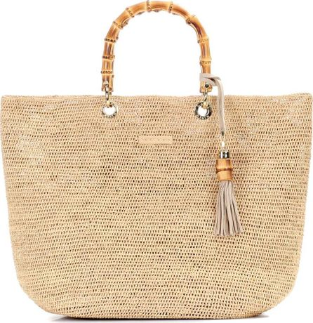 HEIDI KLEIN Savannah Bay Medium raffia tote