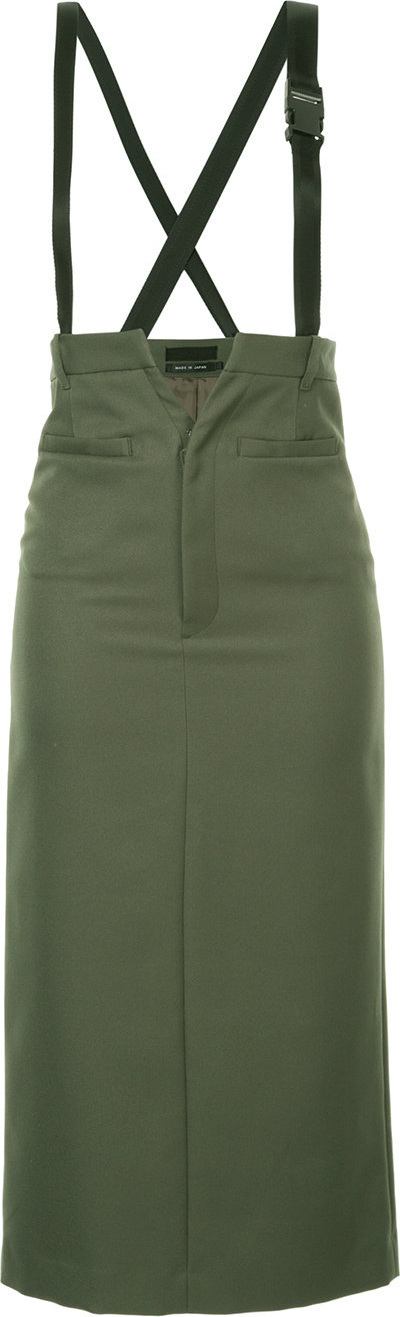 Aula Fitted pencil skirt