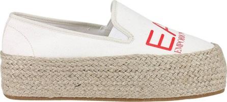 Ea7 Emporio Armani Wedge Shoes Shoes Women Ea7 Swimwear