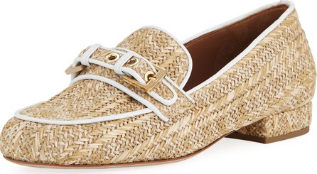 Laurence Dacade Rufus Raffia Loafers
