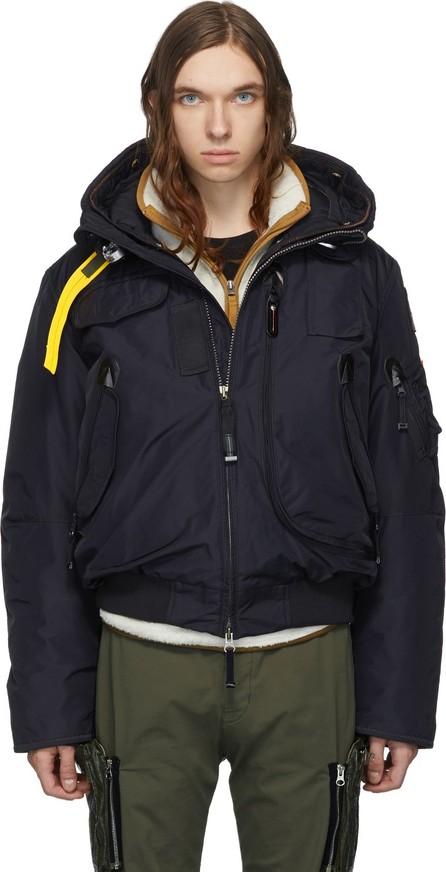 Parajumpers Navy Down Masterpiece Gobi Jacket