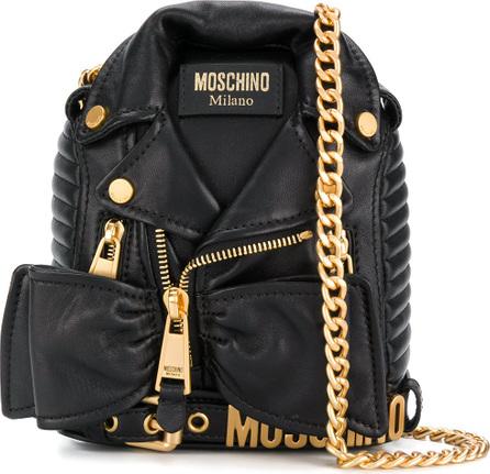 Moschino Jacket cross body bag