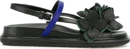 Marni Floral Fussbett sandals