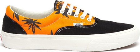Vans 'Era VLT LX' colourblock suede leather panel sneakers