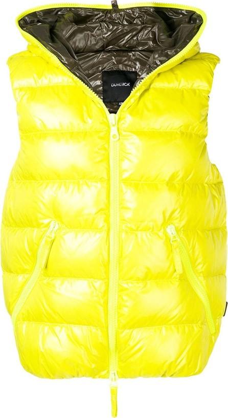 Duvetica Hooded padded vest