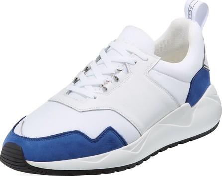 Buscemi Men's Ventura Runner Lace-Up Sneakers
