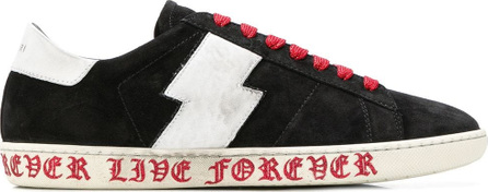Amiri Live Forever low-top sneakers