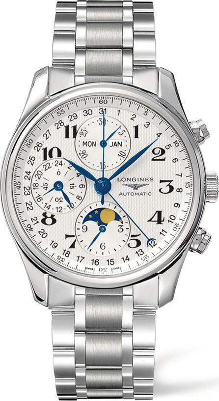 Longines Master Automatic Chronograph Bracelet Watch, 40mm