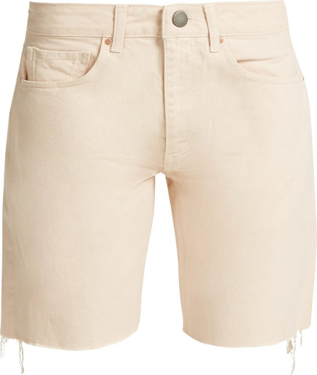 Raey Cut-off denim shorts