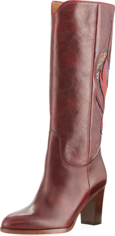 Frye June Flame Knee Boots