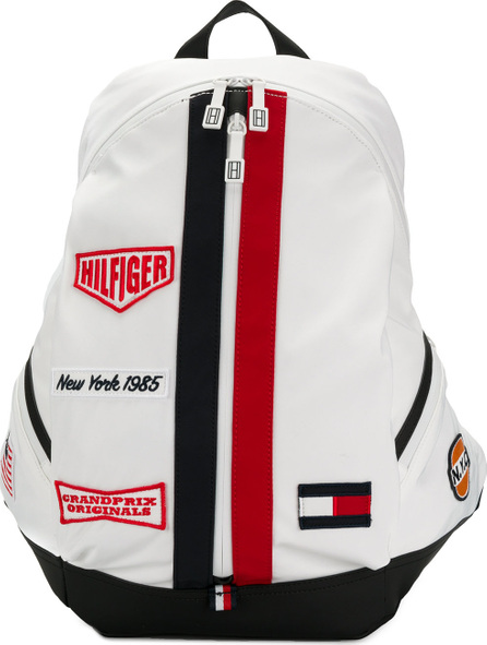 Tommy Hilfiger Logo patch backpack