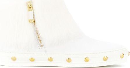 Baldinini Studded ankle boots