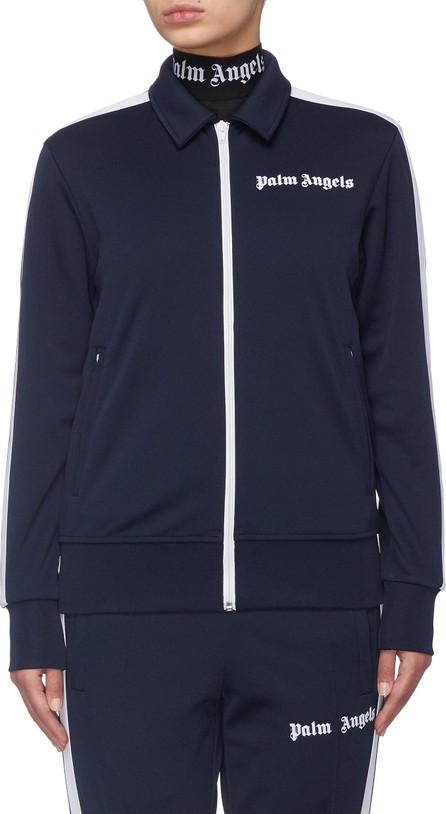 Palm Angels Stripe sleeve shirt track jacket