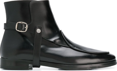 Edhen Milano Strap detail ankle boots