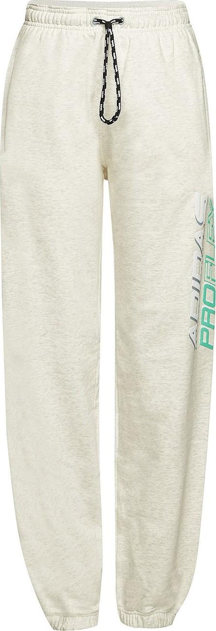 Adidas Originals by Alexander Wang Wangbody Printed Cotton Sweatpants