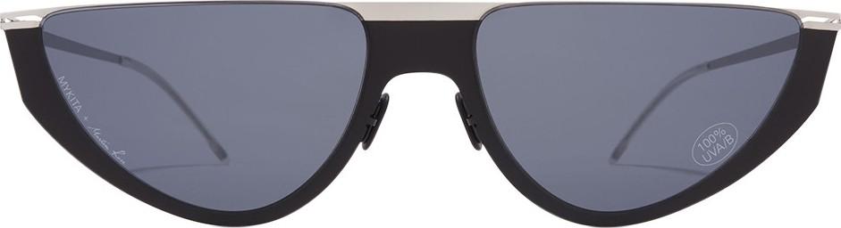 9f26e88e07 Mykita Mykita x Martine Rose Black Selina sunglasses - Mkt