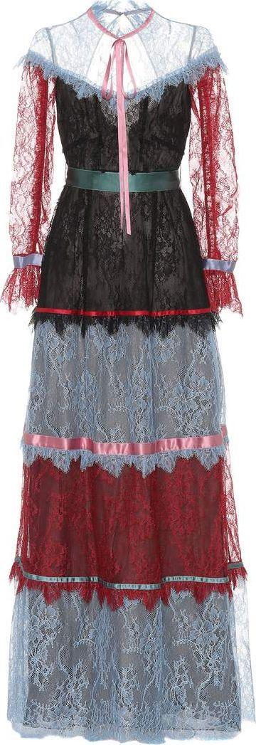 Erdem Jacqueline lace dress