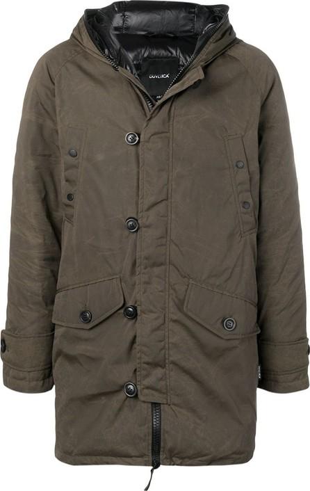 Duvetica Hooded parka coat