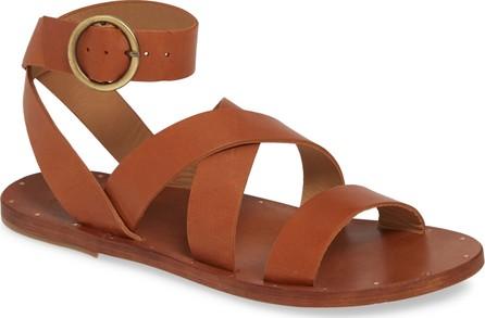 beek Lora Strappy Flat Sandal