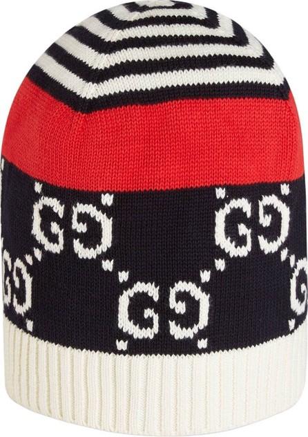 Gucci GG motif beanie