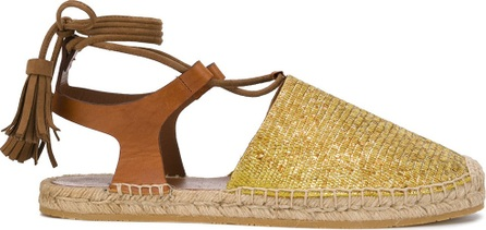 Etro woven espadrille sandals