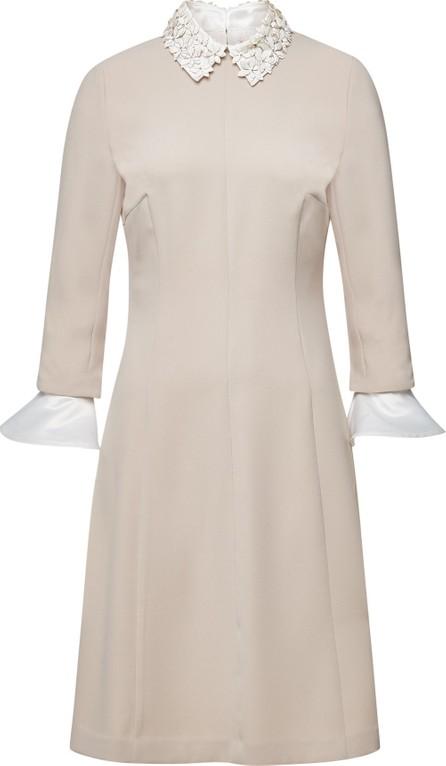 Steffen Schraut Florence Midi Dress with Embellishment