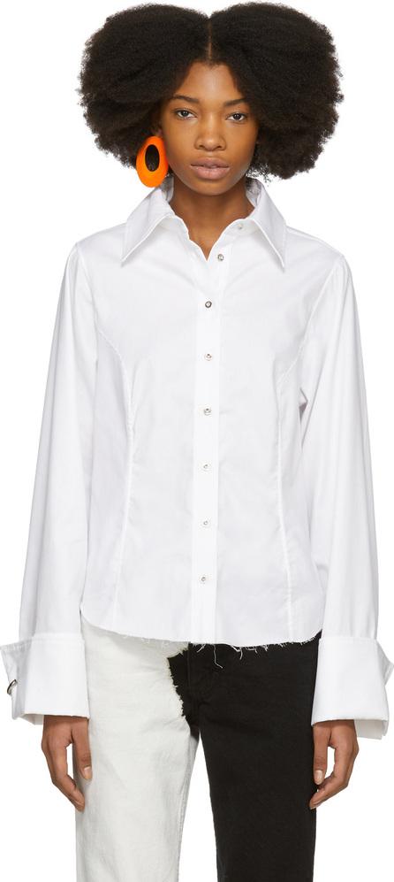 Marques'Almeida White Princess Line Shirt