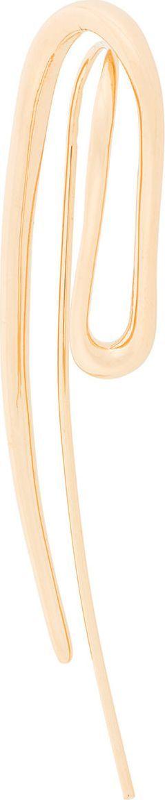 Charlotte Chesnais Initial single earring