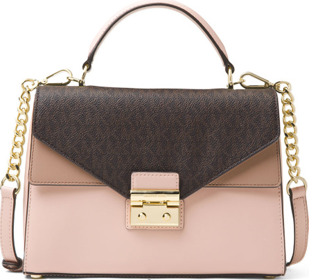 MICHAEL MICHAEL KORS Sloan Medium Colorblock Satchel Bag