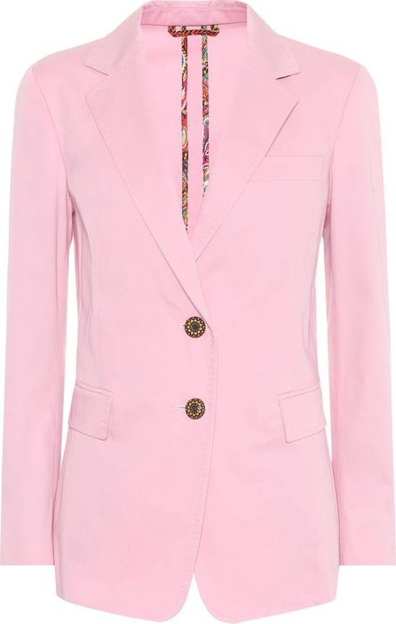 Etro Cotton blazer