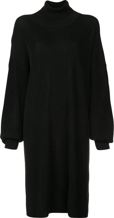 Maison Margiela Oversized mid-length turtleneck sweater