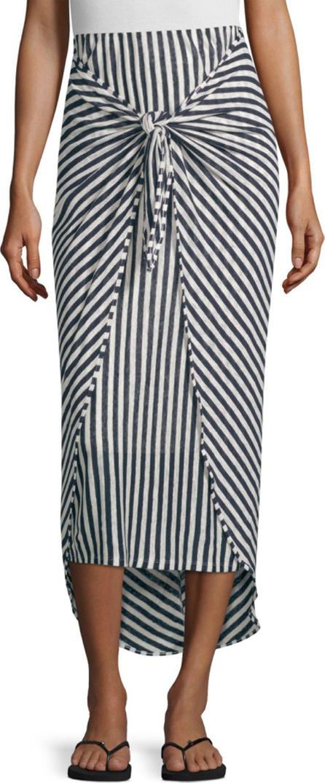 Splendid x Margherita Missoni Isola Sarong Skirt