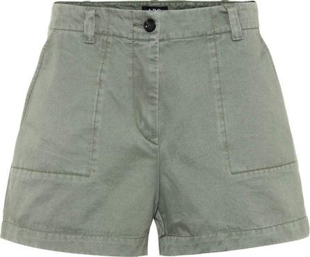 A.P.C. Alicia cotton shorts