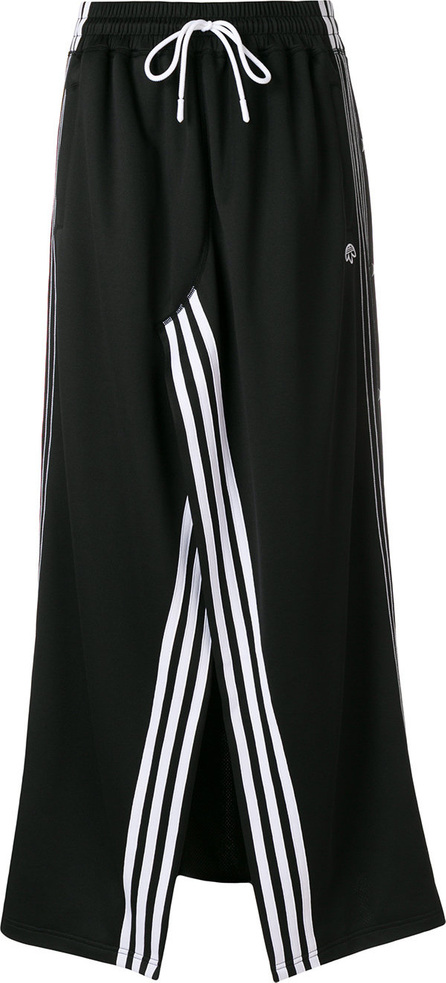 Adidas Originals by Alexander Wang Front-slit maxi skirt