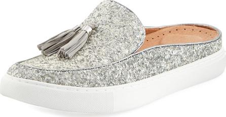 Gentle Souls Rory Glitter Tassel Mule Sneakers