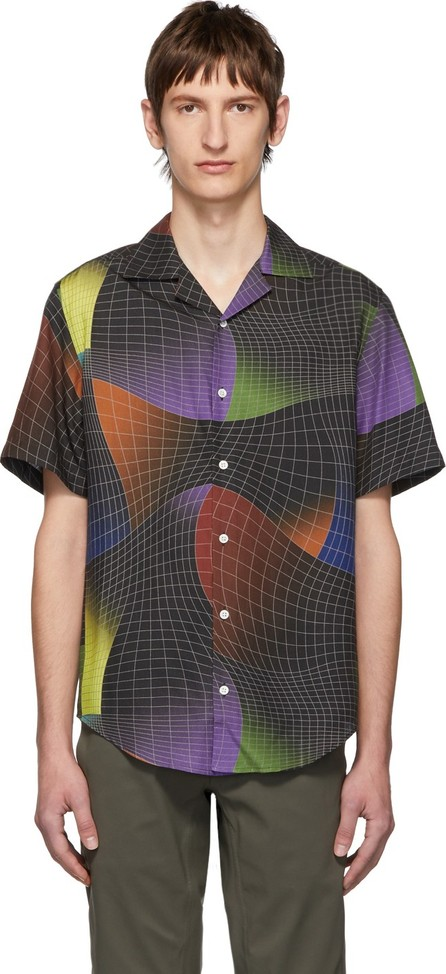Phipps Multicolor String Theory Officer Shirt